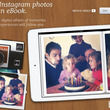 "Crea un álbum con tus fotos de Instagram con ""My Photo ebook"""