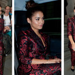 "Vanessa Hudgens y su look elegante promociona su nueva película ""The Frozen Ground"""