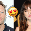 Dakota Johnson y Chris Martin se pasean por París [FOTO]