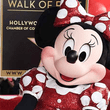 Minnie Mouse recibió estrella en el Paseo de la Fama de Hollywood