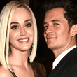 Katy Perry y Orlando Bloom visitan al Papa Francisco ¿Estarán pensando casarse?
