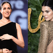 ¿Kendall Jenner no soportó a Meghan Markle en los British Fashion Awards?