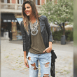 Outfits con jeans rasgados: no son tan urban style cómo crees