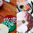 ¡Deco DIY! Recicla CD's y crea originales posavasos