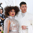 MET Gala 2019: Nick Jonas y Priyanka Chopra al estilo de Game of Thrones