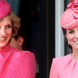 Kate Middleton y Lady Di: 5 looks que confirman un estilismo idéntico