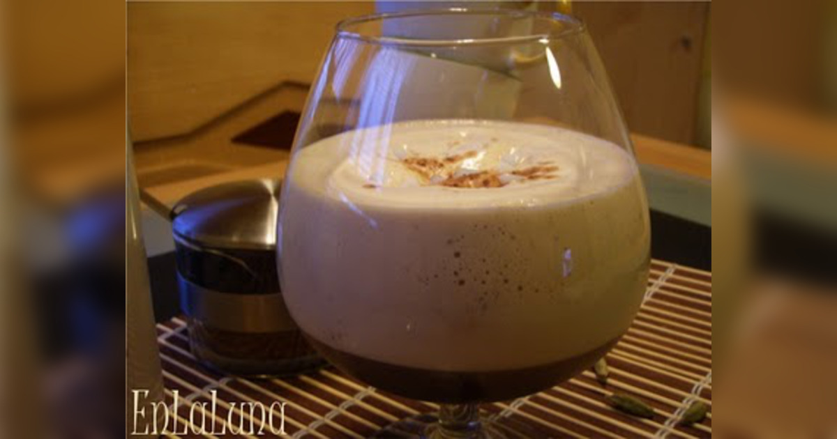 Chilled Capuccino