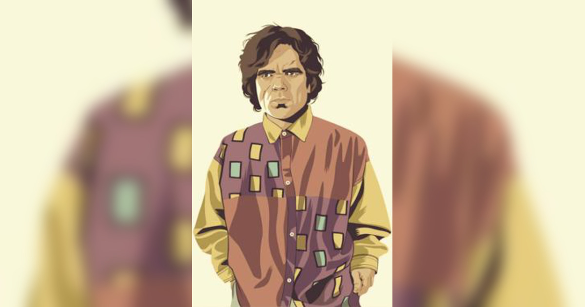 Look casual para Tyrion Lannister