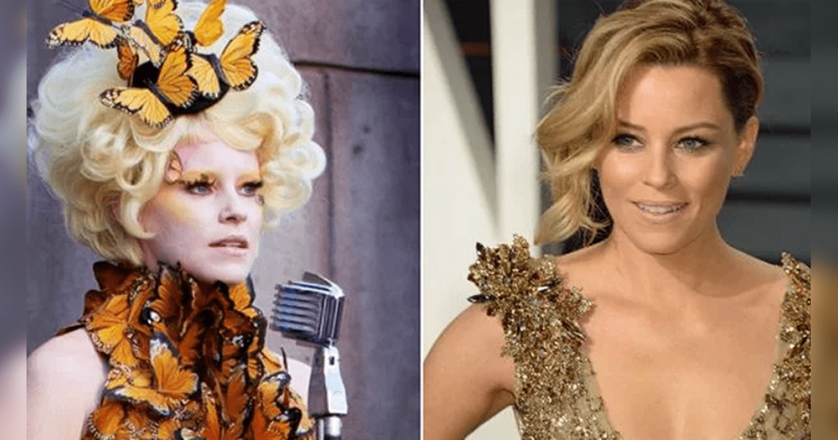 Elizabeth Banks interpretó a Effie Trinket