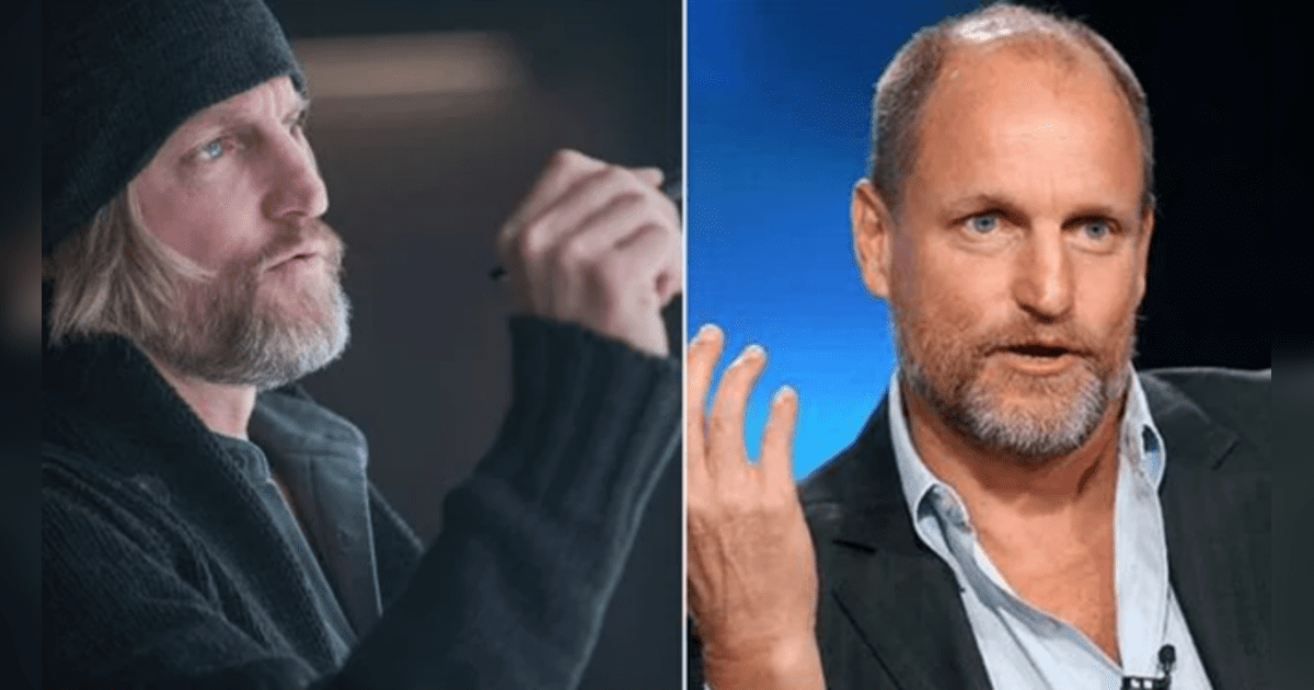 Woody Harrelson interpretó a Haymitch Abernathy