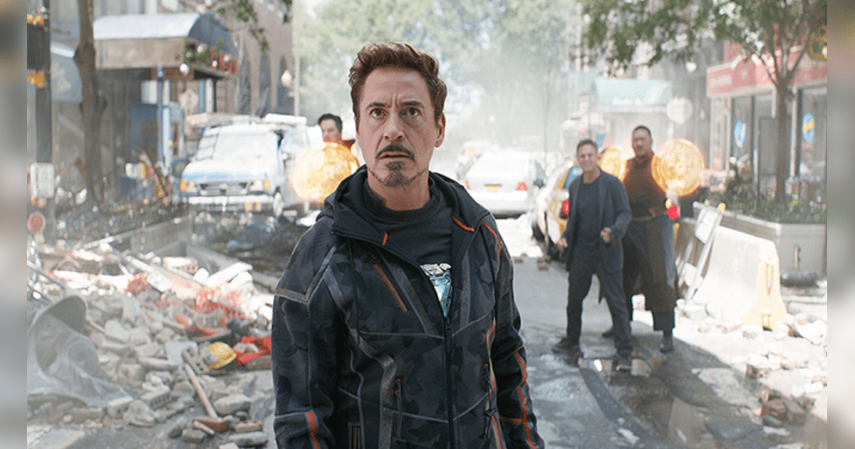 Tony Stark comparte emotiva foto