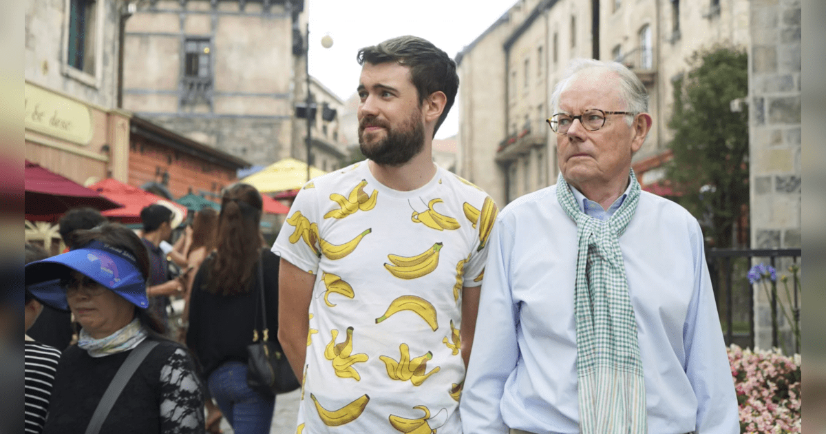 Fotogalería | Jack Whitehall: Travels with my father. (4 de 7)
