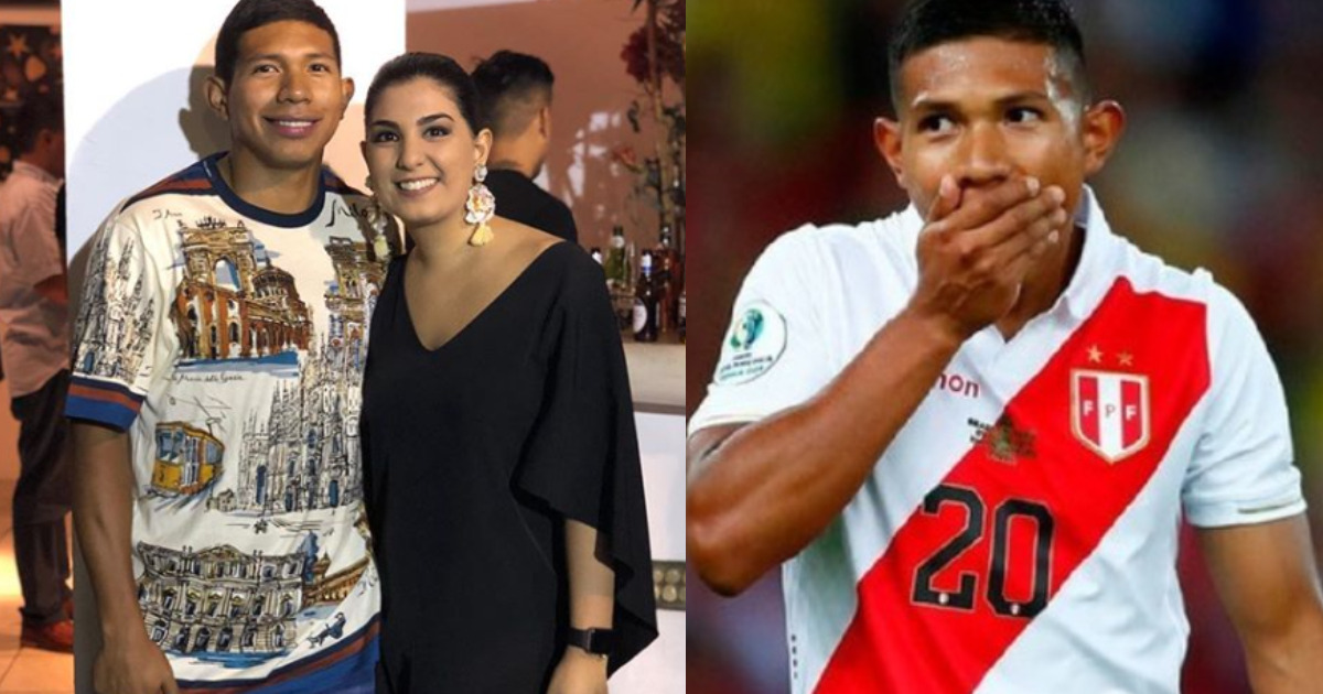 Edison Flores luce radical cambio look.