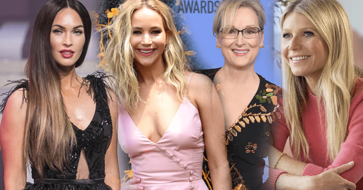 Megan Fox, Jennifer Lawrence, Gwyneth Paltrow y Meryl Streep de Hollywood víctimas de acoso sexual, machismo y misoginia en audiciones
