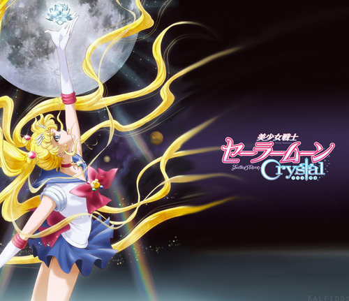 Sailor Moon Crystal: Filtran opening de la serie y la primera transformación de Serena (VIDEO)