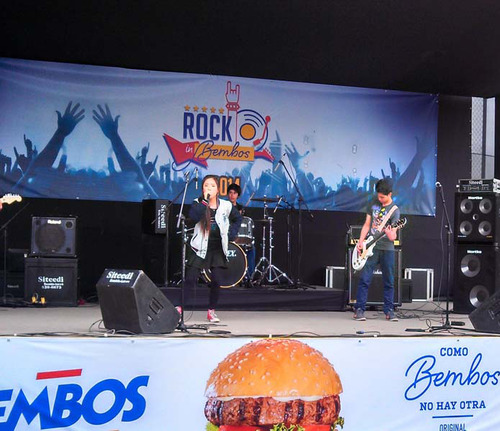 No te pierdas la gran final de Rock in Bembos 2014