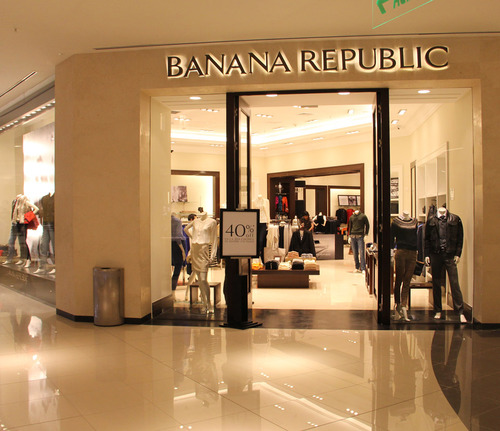 Banana Republic renueva su look