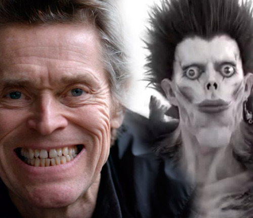 Death Note: Netflix mostró el terrorífico aspecto de Willem Dafoe como Ryuk [VIDEO]