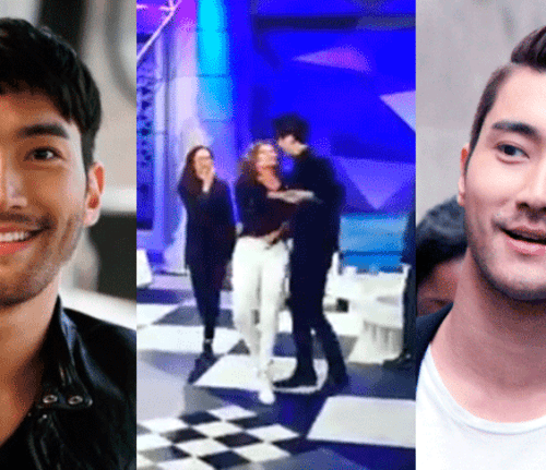 Facebook: Mexicana roba beso a Siwon de Super Junior y fans piden respeto [VIDEO]