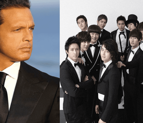 Super Junior es tendencia en redes con cover de Luis Miguel