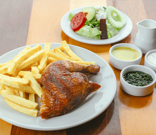 Pollo a la Brasa, tu dieta ideal de los domingos