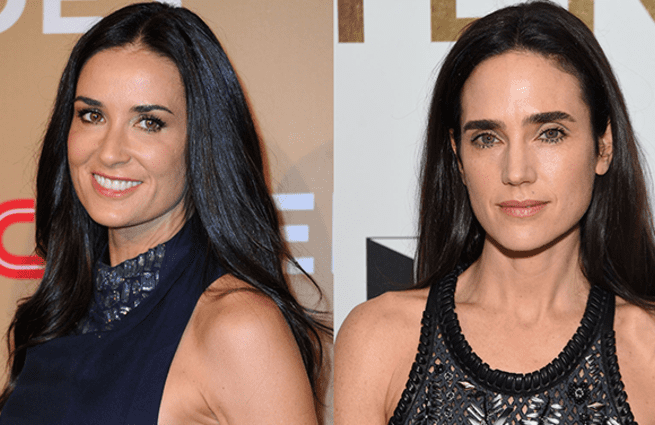 Demi Moore y Jennifer Connelly.