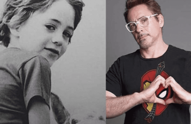 Robert Downey Jr - IronMan