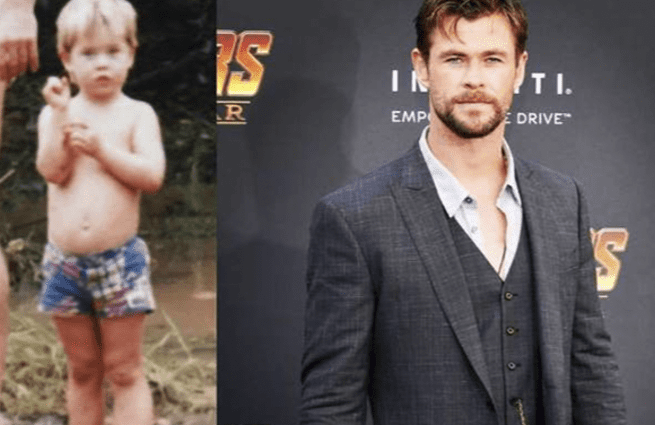 Chris Hemsworth - Thor