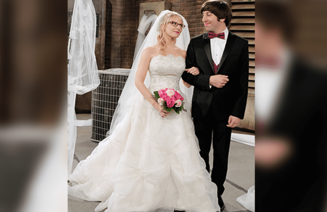 "Bernadette Marian Rostenkowski en ""The Big Bang Theory"""
