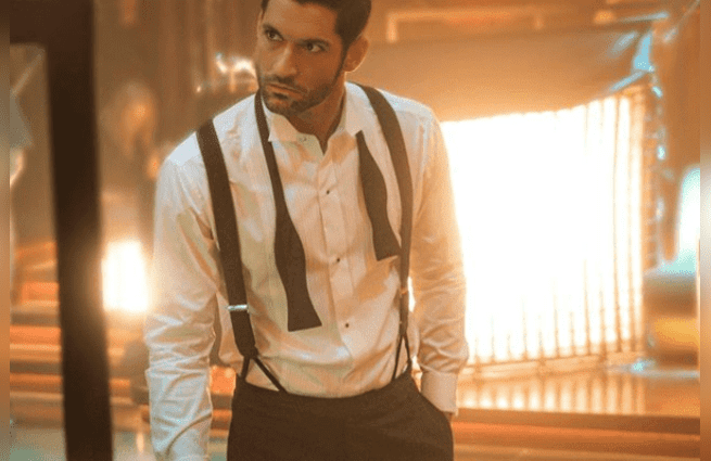 Fotogalería | Tom Ellis interpreta al seductor Lucifer Morningstar, en la serie de Netflix 'Lucifer'. (4 de 13)