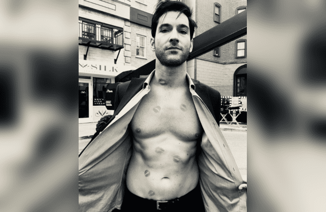 Fotogalería | Tom Ellis interpreta al seductor Lucifer Morningstar, en la serie de Netflix 'Lucifer'. (6 de 13)