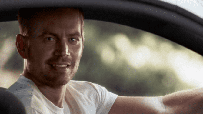 'I Am Paul Walker', es el documental que contará la vida del popular Bryan O'Connor en 'Rápidos y Furiosos'   Fuente : Redes sociales